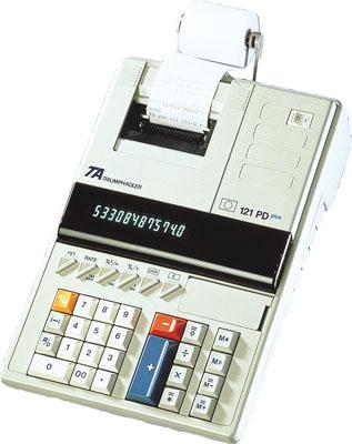 Solar-// Batteriebetrieb CASIO Tischrechner MS-88 TER II
